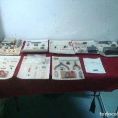 Radios antiguas: CURSO DE ELECTRONICA Y MICROELECTRONICA CEAC MANUAL PRACTICO EN BLISTER. Lote 277649783
