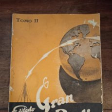 Radios antiguas: GRAN RADIO MUNDIAL. TOMO II. RADIO CONTROL. BUENOS AIRES, 1935. Lote 278334683