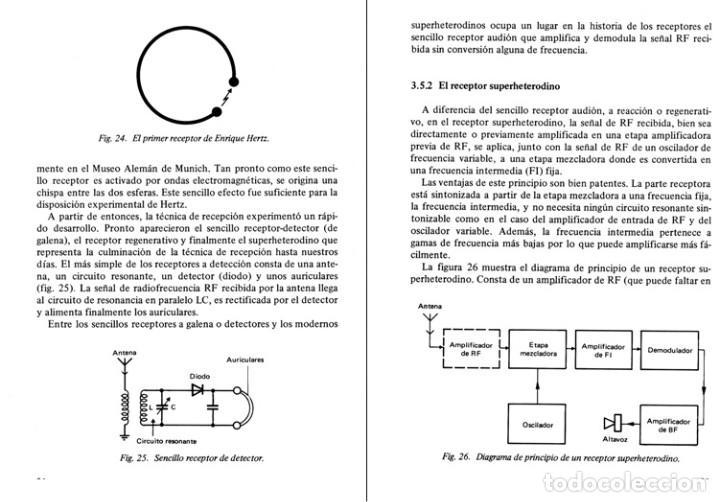 Radios antiguas: RADIO. COMUNICACIONES POR CB. BANDA CIUDADANA. STRATIS KARAMANOLIS. MARCOMBO 1983. - Foto 6 - 278446358