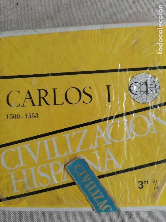 Radios antiguas: LOTE 7 CINTAS MAGNETOFONICAS 3 3/4 la mayoria prrecintadas. ver fotos. GOYA, EL GRECO - Foto 4 - 287689993