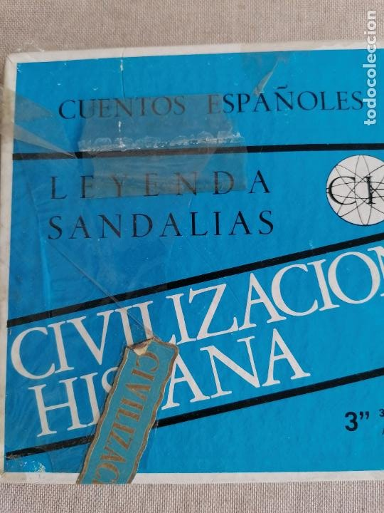 Radios antiguas: LOTE 7 CINTAS MAGNETOFONICAS 3 3/4 la mayoria prrecintadas. ver fotos. GOYA, EL GRECO - Foto 9 - 287689993