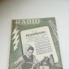 Radios antiguas: RADIO ENCICLOPEDIA Nº 36. ESTACIONES EMISORAS. EDITORIAL BRUGUERA. SUBIDO ÍNDICE. 1º ED 1947. VER. Lote 293698493