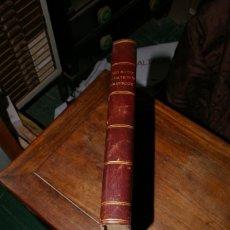 Radios antiguas: RADIO AMATEUR´S HANDBOOK 1940 EN CASTELLANO ED. REVISTA TELEGRAFICA PERU ARGENTINA. Lote 295733838