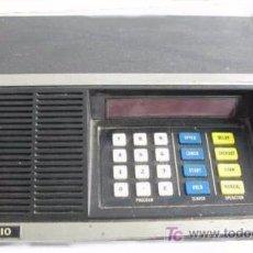 Radios antiguas: REBAJADO.RECEPTOR ESCANER BEARCAT 210.ELECTRA.UNIDEN....SANNA. Lote 21448294