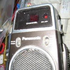 Radios antiguas: EMISORA DE RADIOAFICIONADO DE 27 PANASONIC. Lote 26830745