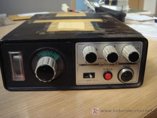 EMISORA DE 2M (Radios, Gramófonos, Grabadoras y Otros - Radioaficionados)