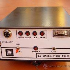 Acoplador telefónico a Radio . Phone-Patch Ayama APP-1...Sanna