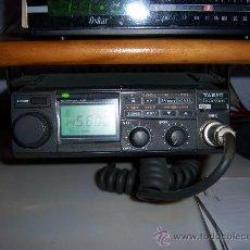 Radios antiguas: TRANSCEPTOR YAESU FT 211RH DE VHF 145 MHZ, 2 M. Lote 26747143