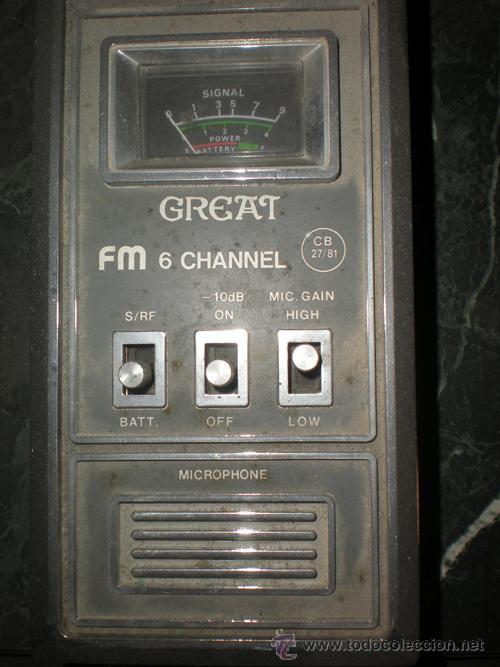 Radios antiguas: WALKIE TALKIE - Foto 2 - 26473542
