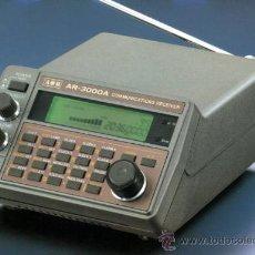 Receptor Scanner AOR AR-3000A Escaner...Sanna