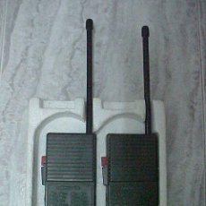 Radios antiguas: RADIOS JUGUETE WALKIE TALKIE. Lote 26640941