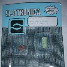 Radios antiguas: ANTIGUO BLISTER PRECINTADO COMPONENTES FILTRO RADIO - ENVIO GRATIS A ESPAÑA. Lote 25346550