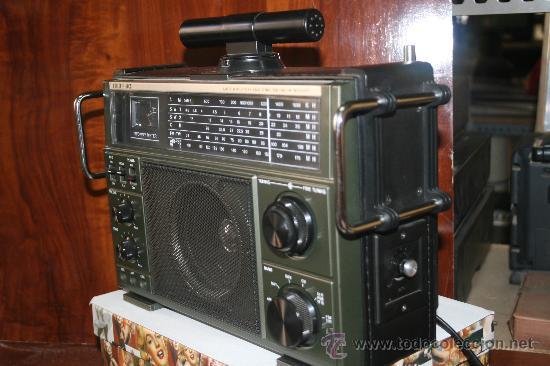 Radios antiguas: receptor explorer 200s. - Foto 2 - 27895085