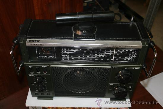 Radios antiguas: receptor explorer 200s. - Foto 3 - 27895085