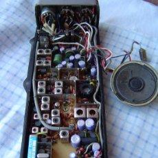 Radios antiguas: CIRCUITO IMPRESO CON COMPONENTES, (SUPER RABAJADO). Lote 28671019