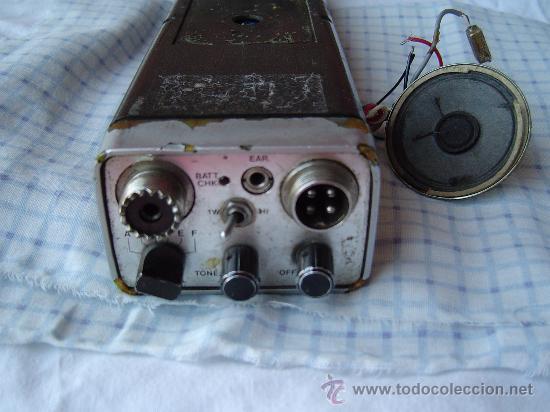 Radios antiguas: CIRCUITO IMPRESO CON COMPONENTES, (SUPER RABAJADO) - Foto 2 - 28671019
