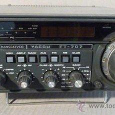 Radios antiguas: LOTE DE EMISORAS Y ACCESORIOS DE 2M - (VER DETALLE). Lote 30268786