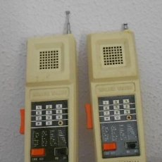 Radios antiguas: PAREJA DE WALKIE TALKIES. Lote 32073845