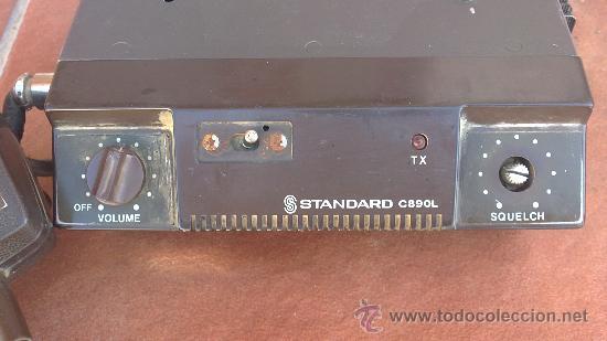 Radios antiguas: &-EMISORA -STANDARD C 890L--(STANDARD COMMUNICATIONS CORP) - Foto 2 - 32086087