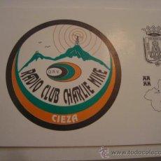 Radios antiguas: 1 TARJETA - POSTAL - EQUIPO RADIO AFICCIONADO - USB - QSO - QSL RADIOAFICCIONADO . Lote 32307852