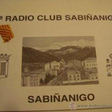 Radios antiguas: 1 TARJETA - POSTAL - EQUIPO RADIO AFICCIONADO - USB - QSO - QSL RADIOAFICCIONADO . Lote 32307917