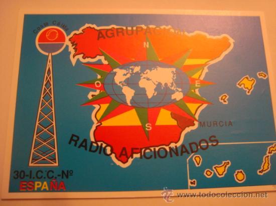 1 TARJETA - POSTAL - EQUIPO RADIO AFICCIONADO - USB - QSO - QSL RADIOAFICCIONADO (Radios, Gramófonos, Grabadoras y Otros - Radioaficionados)