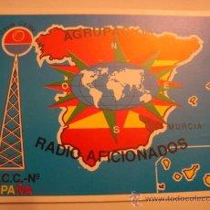 Radios antiguas: 1 TARJETA - POSTAL - EQUIPO RADIO AFICCIONADO - USB - QSO - QSL RADIOAFICCIONADO . Lote 32308006