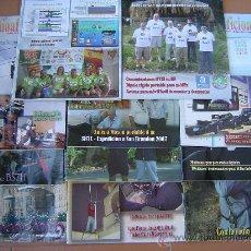 Radios antiguas: REVISTAS RADIOAFICIONADOS - 2008 AÑO COMPLETO. Lote 32427036
