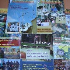 Radios antiguas: REVISTAS RADIOAFICIONADOS - 2007 AÑO COMPLETO. Lote 32427050