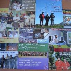 Radios antiguas: REVISTAS RADIOAFICIONADOS - 2006 AÑO COMPLETO. Lote 32427060