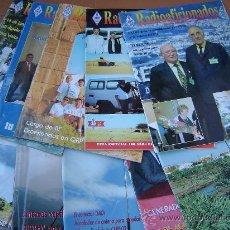 Radios antiguas: REVISTAS RADIOAFICIONADOS - 2003 AÑO COMPLETO. Lote 32432472