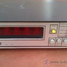 Radios antiguas: -TRANSMISIONES-MEDIDOR(GENERADOR) DE FRECUENCIAS DE RADIO.MODELO:F 19-. Lote 33960033