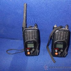 Radios antiguas: WALKIE TALKIES -ALAN-456R--2. Lote 47600056
