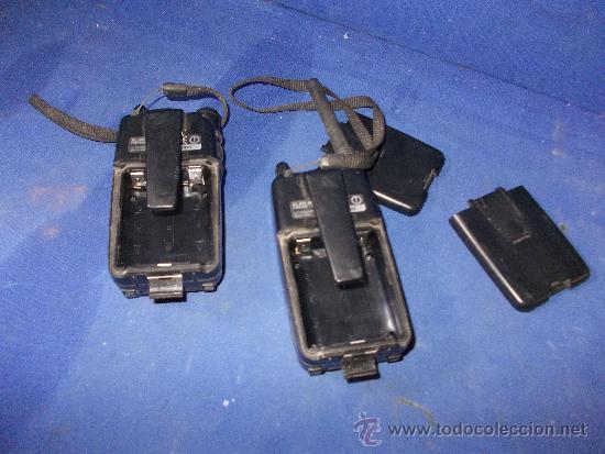 Radios antiguas: walkie talkies -alan-456R--2 - Foto 2 - 47600056
