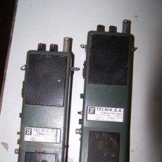 Radios antiguas: ANTIGUOS RADIOTELEFONO, DE GRAN TAMAÑO. Lote 37141272