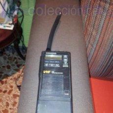 Radios antiguas: KENWOOD TH-205E VHF FM TRANSCEIVER. Lote 40146919