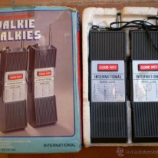 Radios antiguas: WALKIE - TALKIES SOLID STATE. Lote 42350082
