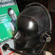 Radios antiguas: RETRO VINTAGE AURICULAR PHILIPS CON MICRÓFONO MOD. LCH0008/00 DIN 5 - AUSTRIA CIRCA 1970. Lote 42749680