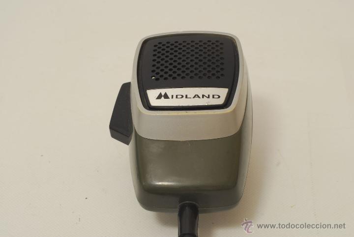 Radios antiguas: Emisora Midland Alan 44. - Foto 4 - 45410609