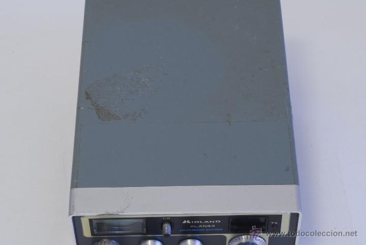 Radios antiguas: Emisora Midland Alan 44. - Foto 7 - 45410609