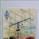 Radios antiguas: LIBRO APUNTES PARA EXÁMENES DE RADIOAFICIONADOS - EDITA URE - AÑO 1987. Lote 45842487