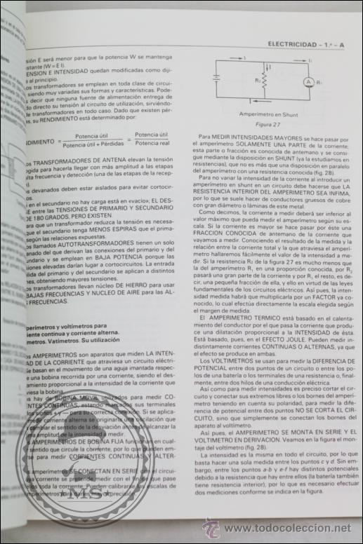 Radios antiguas: Libro Apuntes para Exámenes de Radioaficionados - Edita URE - Año 1987 - Foto 4 - 45842487
