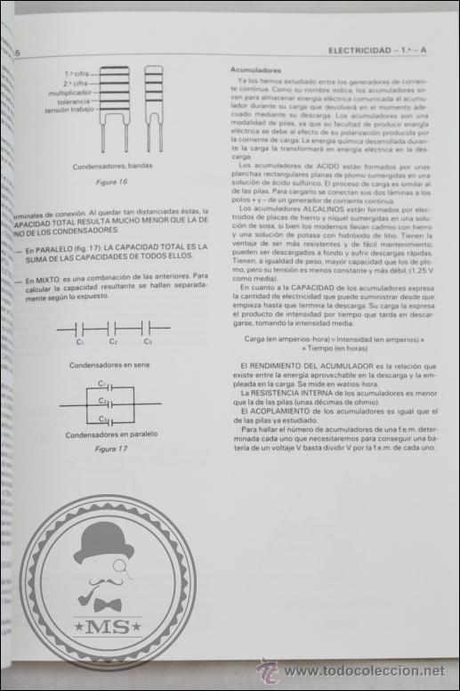 Radios antiguas: Libro Apuntes para Exámenes de Radioaficionados - Edita URE - Año 1987 - Foto 5 - 45842487