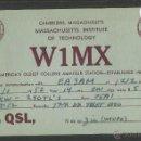 Radios antiguas: POSTAL RADIOAFICIONADO - RADIO - (26568). Lote 46130571