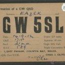 Radios antiguas: POSTAL RADIOAFICIONADO - RADIO - (26569). Lote 46130578