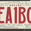 Radios antiguas: POSTAL RADIOAFICIONADO - RADIO - (26572). Lote 46130588