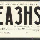 Radios antiguas: POSTAL RADIOAFICIONADO - RADIO - (26579). Lote 46130624