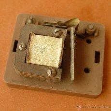 Radios antiguas: ZUMBADOR MORSE MAYMO...SANNA. Lote 46505756