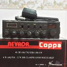 Radios antiguas: EMISORA DE 27 (LA MÍTICA NEVADA COPPA SADELTA ). Lote 48416113