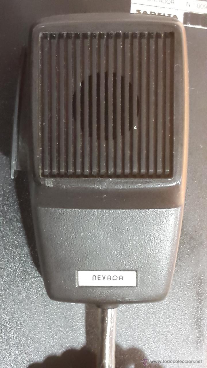 Radios antiguas: EMISORA DE 27 (LA MÍTICA NEVADA COPPA SADELTA ) - Foto 3 - 48416113